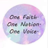One Faith. One Nation. One Voice.